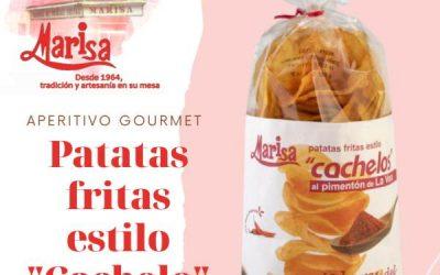 Nuestras Patatas Cachelo, mencionadas en El País